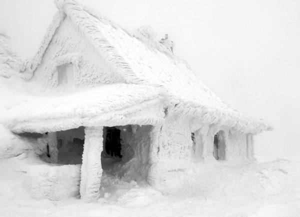 Zimowa Chatka Puchatka